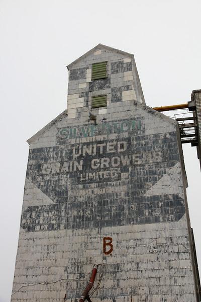 Silverton - United Grain Growers (portrait)