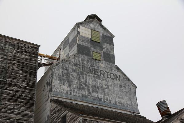 Silverton - fading