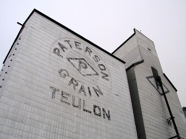 Teulon - sign