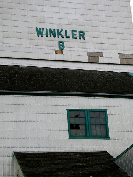 Winkler - broken glass