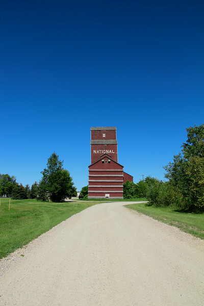 Winnipegosis - from the drive