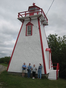 Lighthouse in Manitowaning
