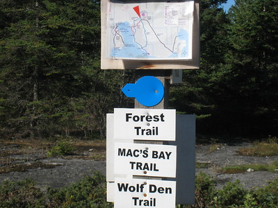 Misery Bay Trails