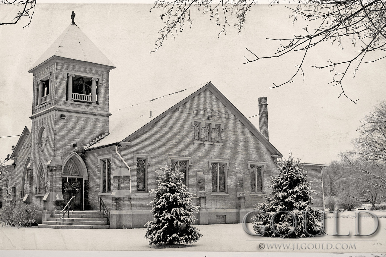 Old Winter Church