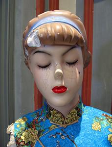 In Chinatown, Sydney 2008 33 x 25cm