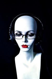 She likes intelligent music