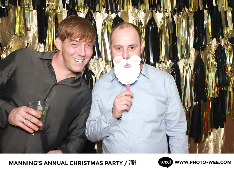 Manning's Annual Christmas Party