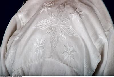 Mannsbunad fra Gauldalen med brodert linskjorte
