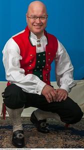 Mannsbunad fra Nordhordaland produseres på eget skredderverksted