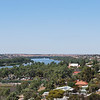Mannum from the lookout