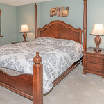 Master Bedroom with OnSuite