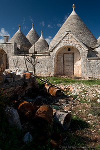 Trulli Mansion, Locorotondo