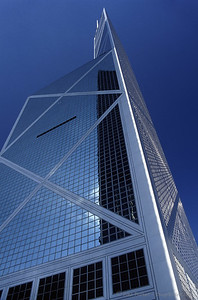I.M.Pei's Bank of China, Hong Kong