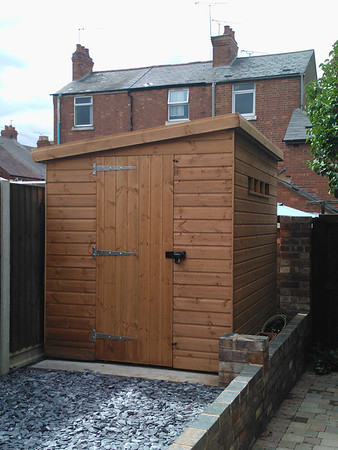 Man's Shed!