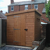 New shed at last!