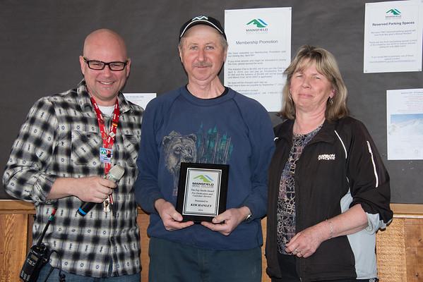 Mansfield Ski Club Staff Party Apr 5 2014