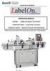 LABELON BASIC 500 WRAP AU - O    Product Tilt Adjustments1