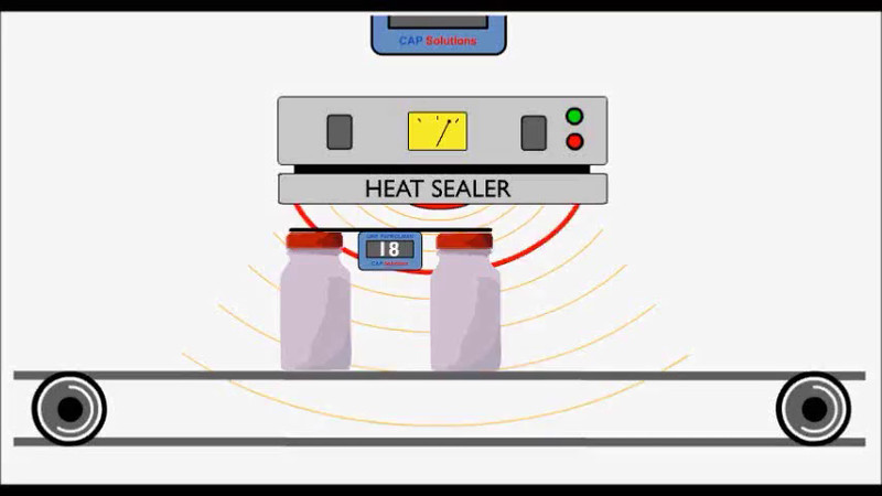 Video - LinePatrolman Induction Sealing  Process Validation - Listen to Audio