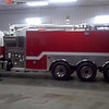 Strathcona, Canada 2011 Freightliner / Crimson with boomer arm - by A. Weertman