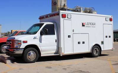 Leader Emergency Vehicles