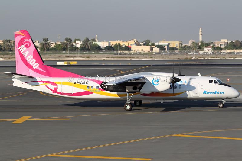 B-015L   Xian MA-600   AVIC