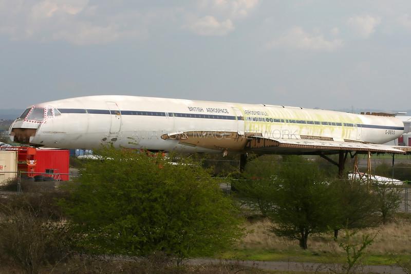 G-BBDG   Aerospatiale BAC Concorde 100   British Aerospace Aerospatiale