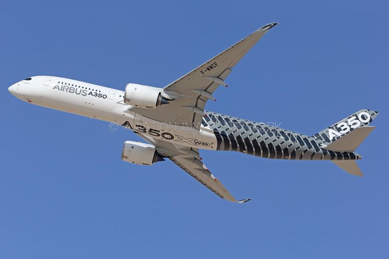 F-WWCF | Airbus A350-941 | Airbus
