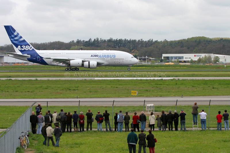 F-WWOW | Airbus A380-841 | Airbus Industrie