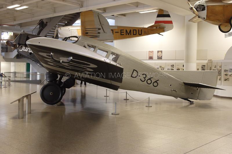 D-366 | Junkers F-13 | Junkers