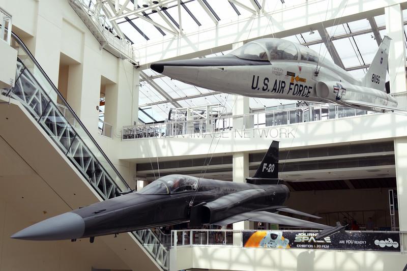 58-1196   82-0064   Northrop F20 Tigershark   Northrop T-38A Talon   Northrop   United States Air Force