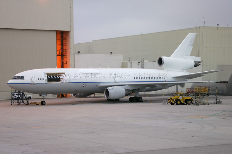 N910SF | McDonnell Douglas DC-10-10 | Raytheon USA