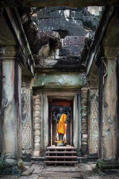 Window to the World  |  Angkor Wat, Cambodia