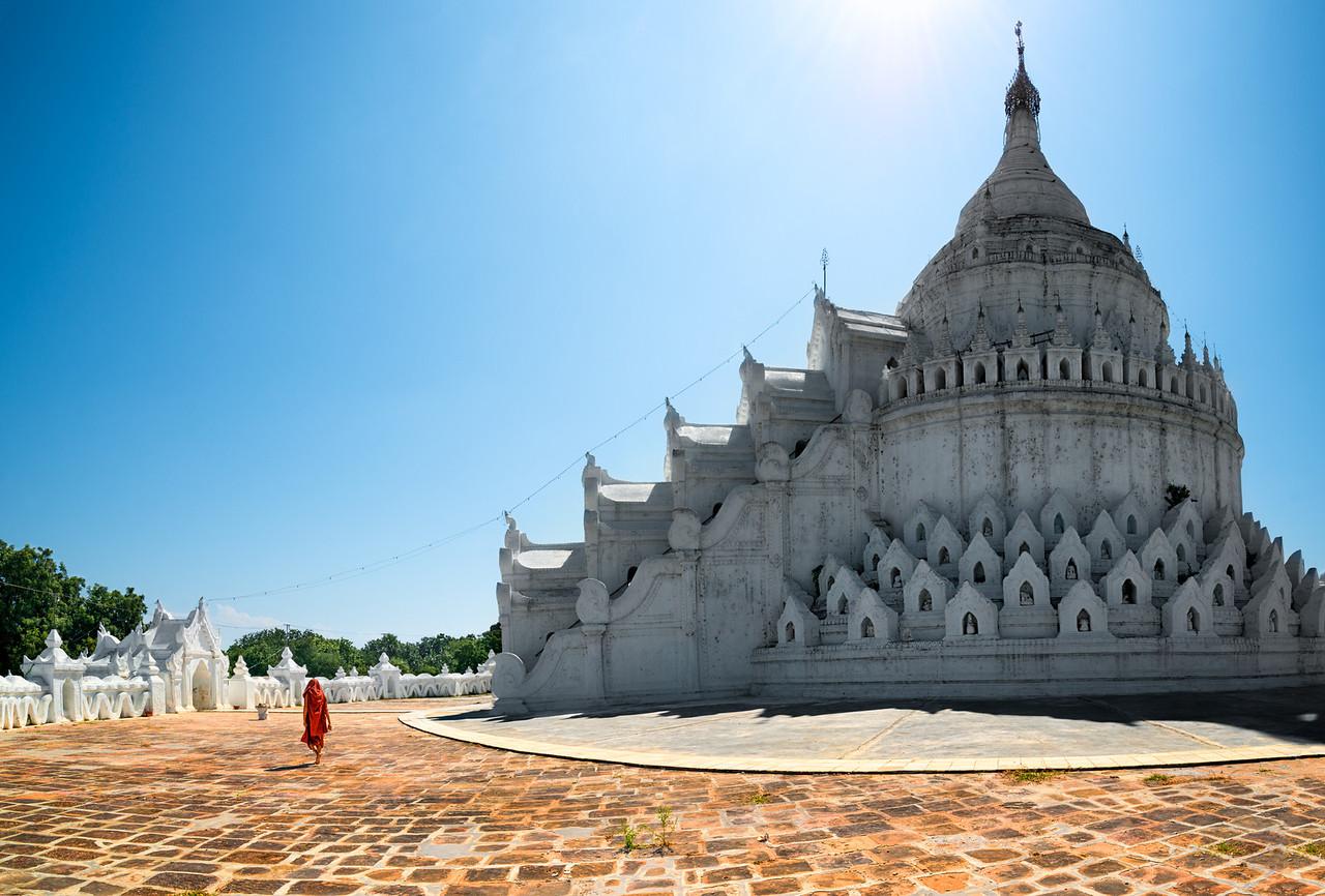 The Mad Monk  |  Mingun, Myanmar