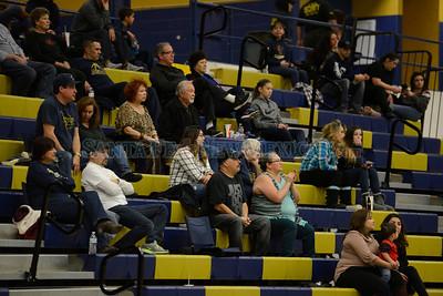 Manzano at Santa Fe High District 2-6A girls basketball game played Saturday, January 28, 2017 at Toby Roybal Memorial Gymnasium, Santa Fe High. Clyde Mueller/The New Mexican