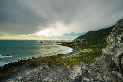 Cape Palliser scenery