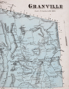 Northeast Granville 1870