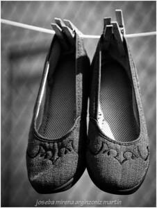 Las zapatillas de la abuela Basilisa