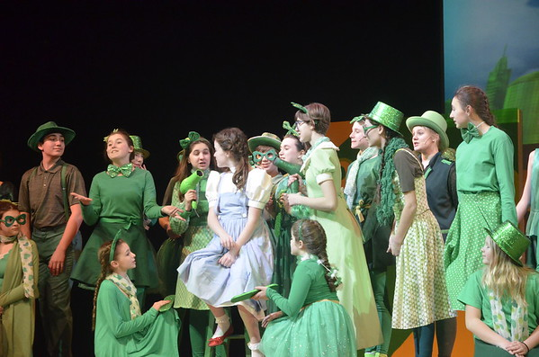 Maple Avenue Middle School play
