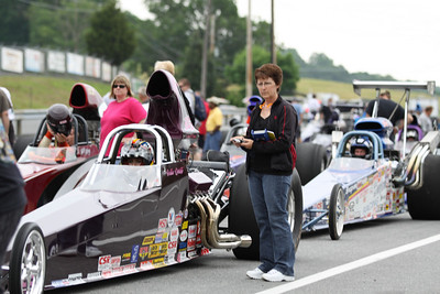Sportsman Staging Lanes