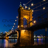 Rich Sears  Roebling Suspension Bridge  Gloss   13 x 15  $80  timetravelerxiv@gmail.com  513 324-5643