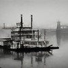 Joe Chunko, Morning Fog On The OHIO, Photo Printed on Metallic Paper, 22x28, $160.00, jrchunko@gmail.com, 513 492 7379