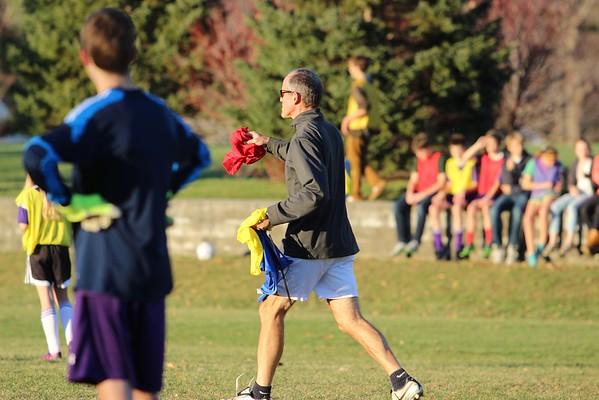 Alumni/Parent Soccer Game