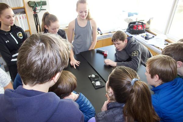 8th Grade Button Up workshop