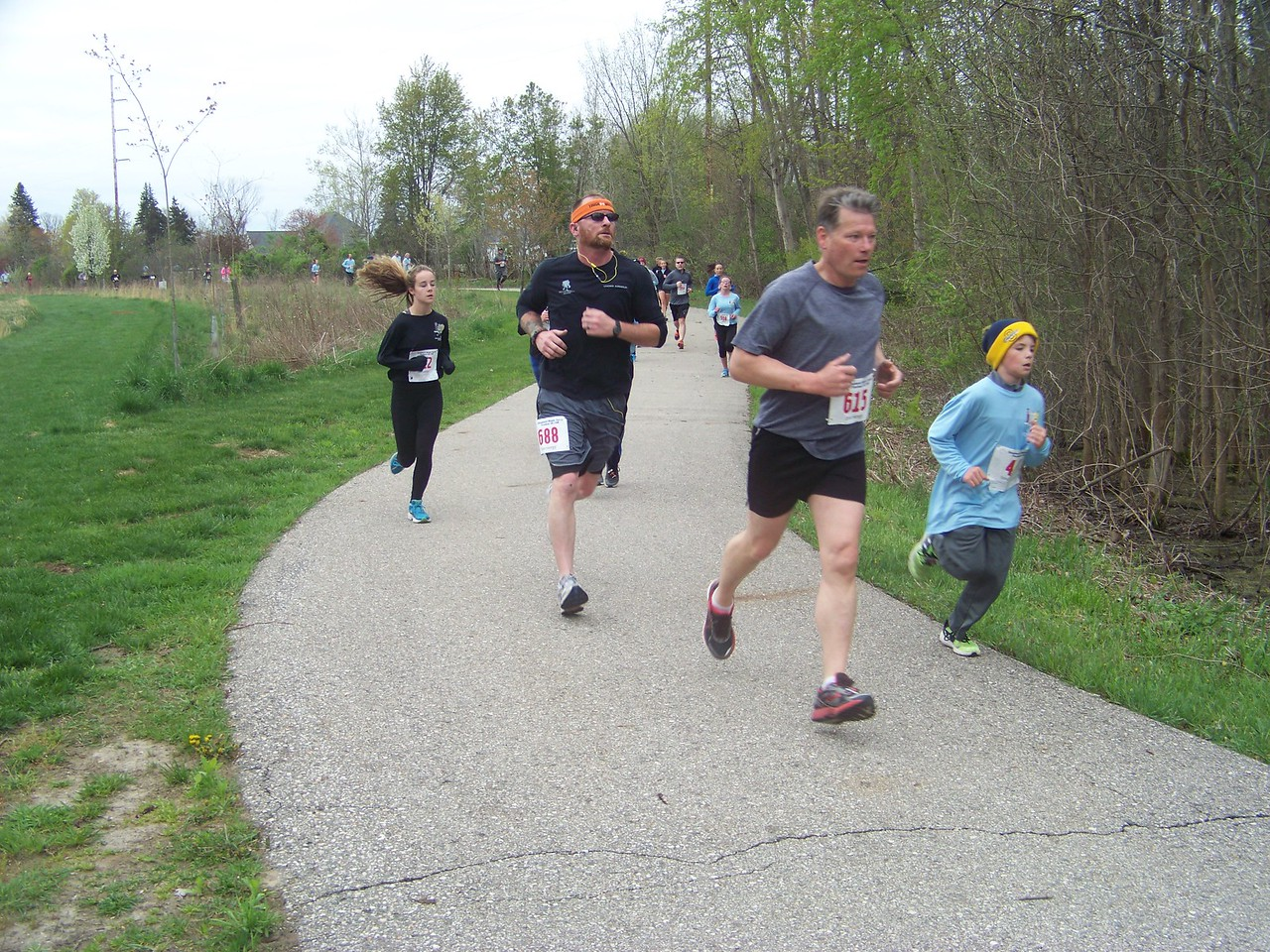 photo by Jon Morgan  2017 Shepherd Maple Syrup Festival 5K