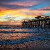 Jennifer Haralamos, Amelia Island Sunrise, framed digital print, 10x14, $125, jenahrley1@aol com, 513-407-6638