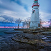 Teresa Jack, Marblehead Light, color print on canvas, 16x24, $170.00 teresajack@hotmail.com, 513-218-0754