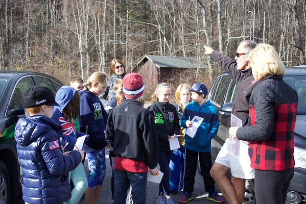 4th Grade - White Rocks field trip