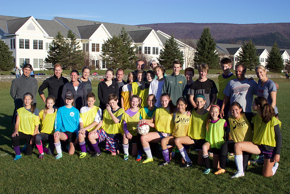 Alumni/Parent/Upper School Soccer