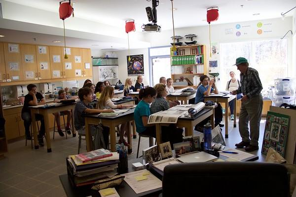 Audubon & Bats - Upper School Science