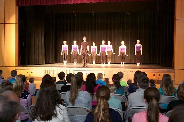 BBA Dance Presentation